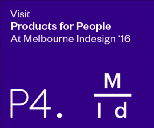 Products for People @ MID 2016