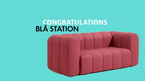 It's a Win for Blå Station!